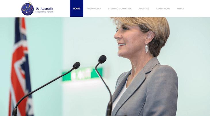 Création site internet Site Internet du forum australien