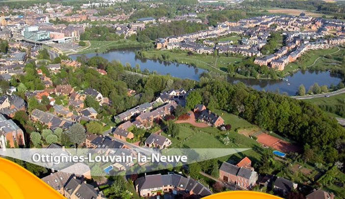 Cr�ation site internet Ottignies-Louvain-la-Neuve: The website