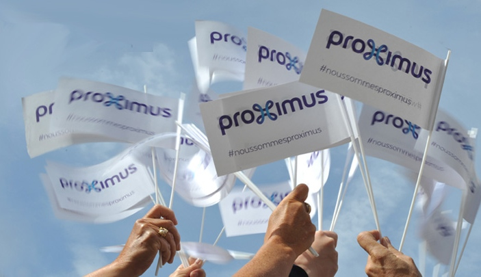 Cr�ation site internet Proximus.com
