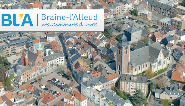 Cr�ation site internet Braine-l'Alleud: The website