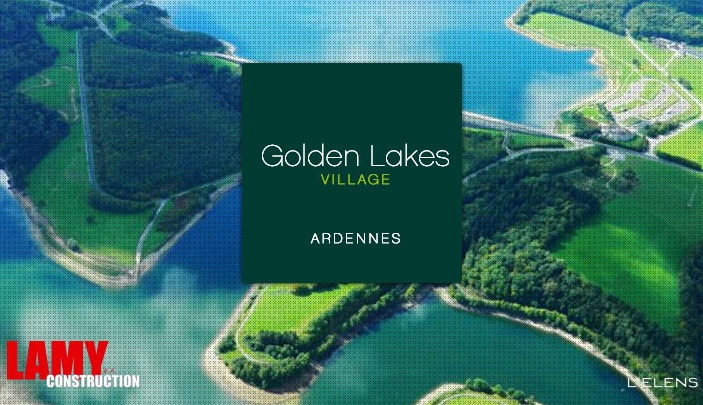 Cr�ation site internet Golden Lakes Village